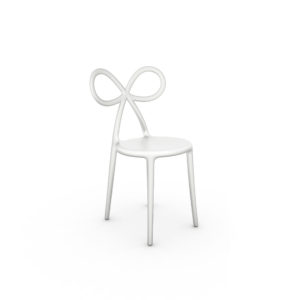 Ribbon Chair White