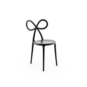 Ribbon Chair Black