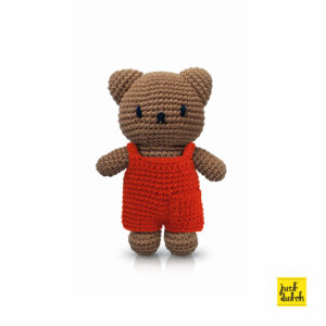 boris handmade and his red overall (EAN-871 932 438 1406