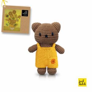 van gogh - boris and his sunflower overall (EAN-871 932 438 1451)
