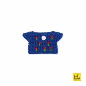 z.clothes - blue tulipdress handmade (EAN-710 142 193 6831)