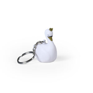 dameblanche-key-ring-white