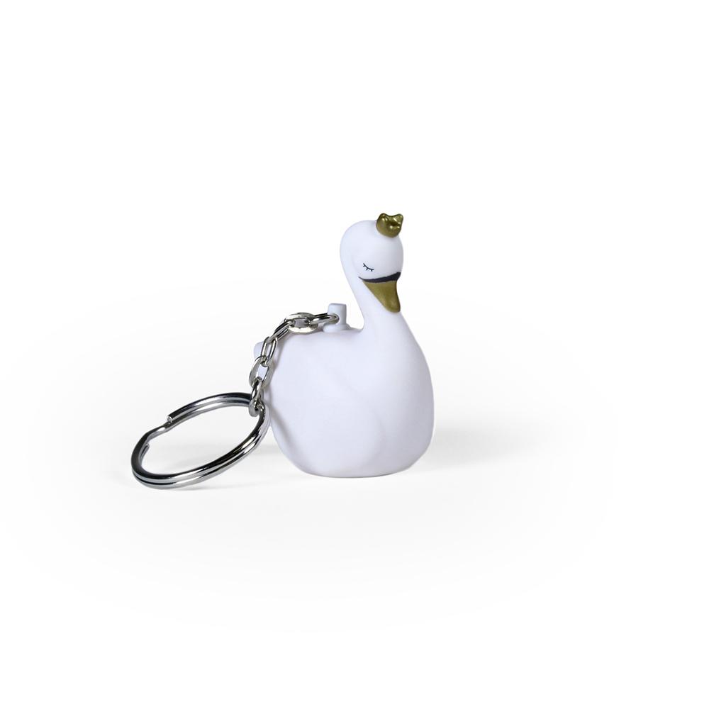 dameblanche-key-ring-white